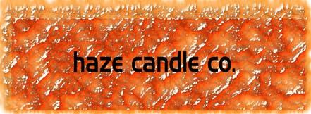 Konkurrenceindlæg #                                        27                                      for                                         Design a Logo for Haze Candle Co.