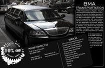 Design an Advertisement for a car service and limo company için Advertisement Design55 No.lu Yarışma Girdisi
