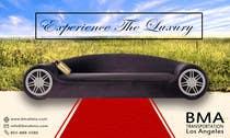 Advertisement Design Kilpailutyö #61 kilpailuun Design an Advertisement for a car service and limo company