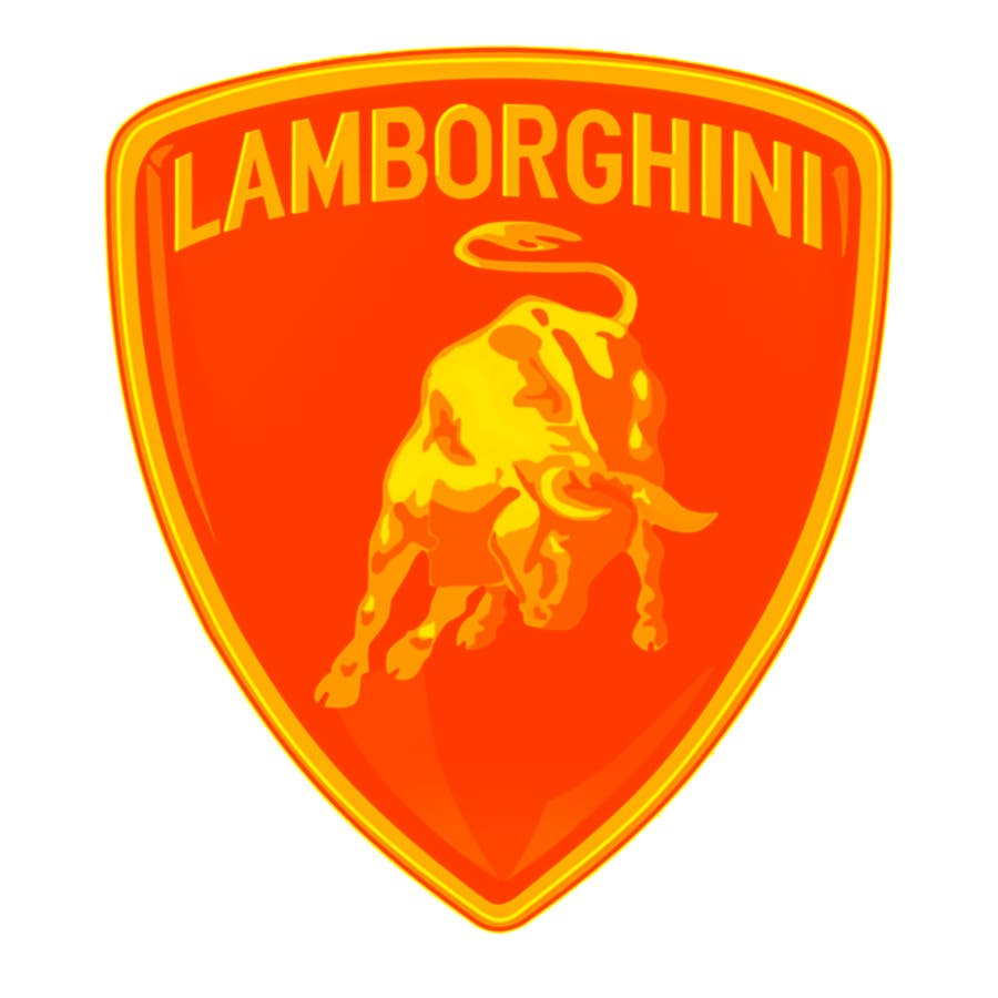 Contest Entry #                                        13                                      for                                         Illustrate a Painted Lamborghini Logo Design
