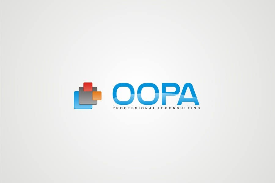 """Bài tham dự cuộc thi #                                        7                                      cho                                         Exciting new logo for an IT services firm called """"oopa"""""""