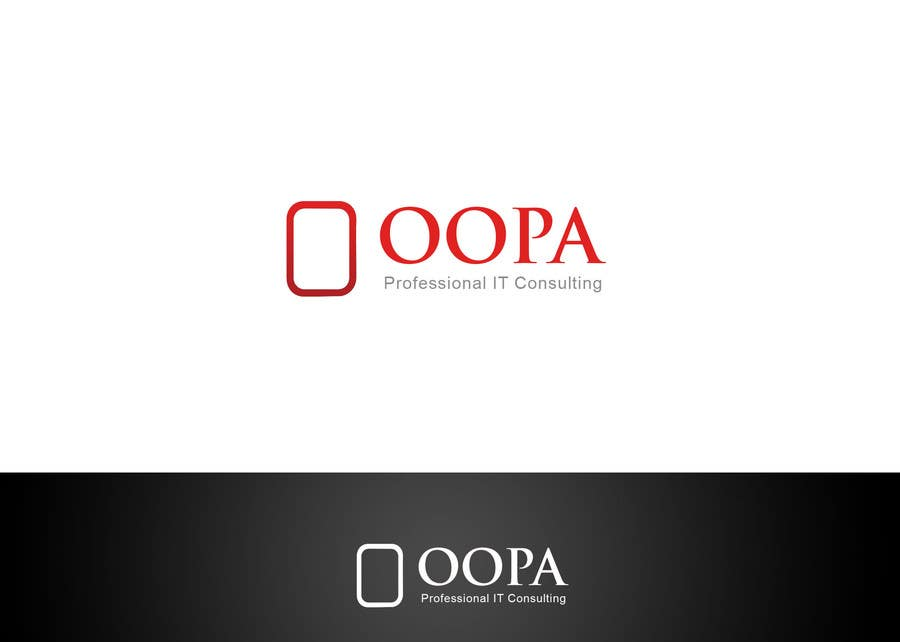 """Bài tham dự cuộc thi #                                        162                                      cho                                         Exciting new logo for an IT services firm called """"oopa"""""""