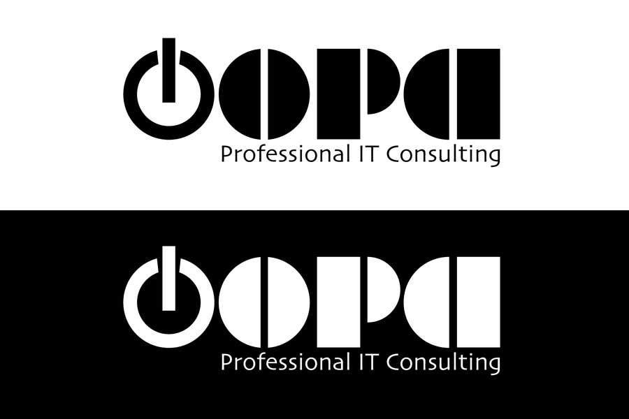 """Bài tham dự cuộc thi #                                        167                                      cho                                         Exciting new logo for an IT services firm called """"oopa"""""""