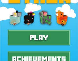 #4 para Design an app store logo and main menu screen for game. por program23