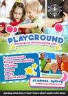 Design a Flyer for Cafe for Pop Up Playgroup Activities için Graphic Design13 No.lu Yarışma Girdisi