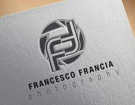 nº 8 pour Disegnare un Logo for FRANCESCO FRANCIA fashion photography par xhemalmuja