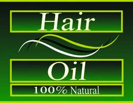 #16 for Create Print and Packaging Designs for hair oil labelling by daniurbanout