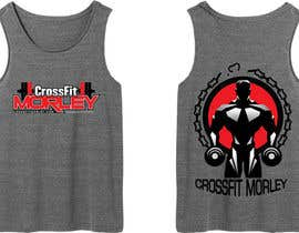 #32 for Design a T-Shirt for a CrossFit Gym by tonytonyleduy