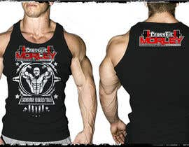 #44 for Design a T-Shirt for a CrossFit Gym by blackhordes