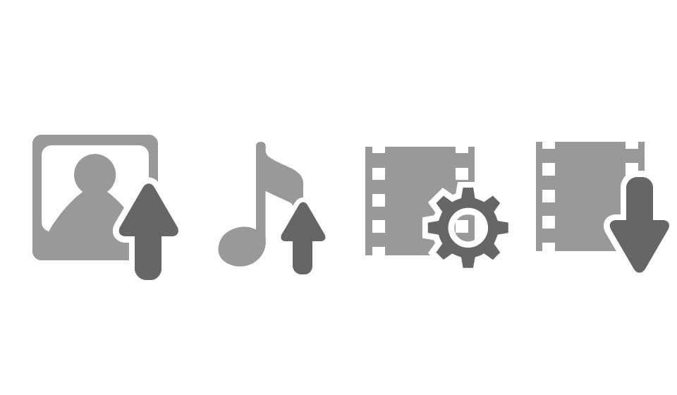 Konkurrenceindlæg #                                        1                                      for                                         Design some graphics for Online Video Creation Tool
