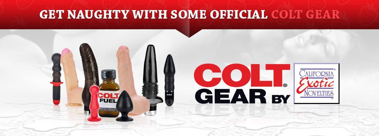 Konkurrenceindlæg #                                        17                                      for                                         Design a Banner for my Adult Website (COLT brand)