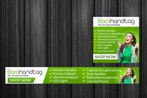 Design banners for our webshop için Graphic Design23 No.lu Yarışma Girdisi