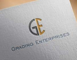 #2 for Design a Logo for Grading Enterprises by shaggyshiva