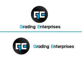 #8 for Design a Logo for Grading Enterprises by webcreateur