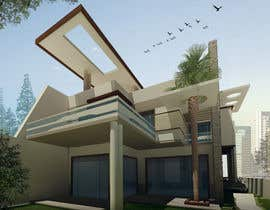 #15 for Modern house design - concept ideas af n01149165154
