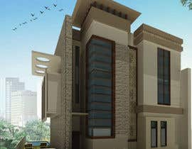 #17 for Modern house design - concept ideas af n01149165154