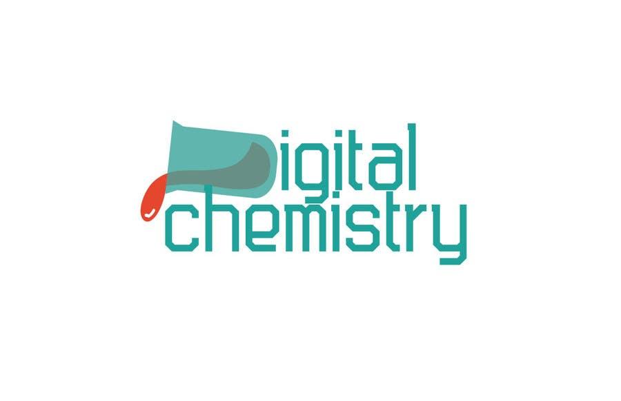 Kilpailutyö #182 kilpailussa Design a Logo for Digital Chemistry