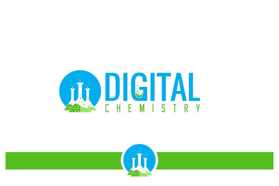 Kilpailutyö #179 kilpailussa Design a Logo for Digital Chemistry