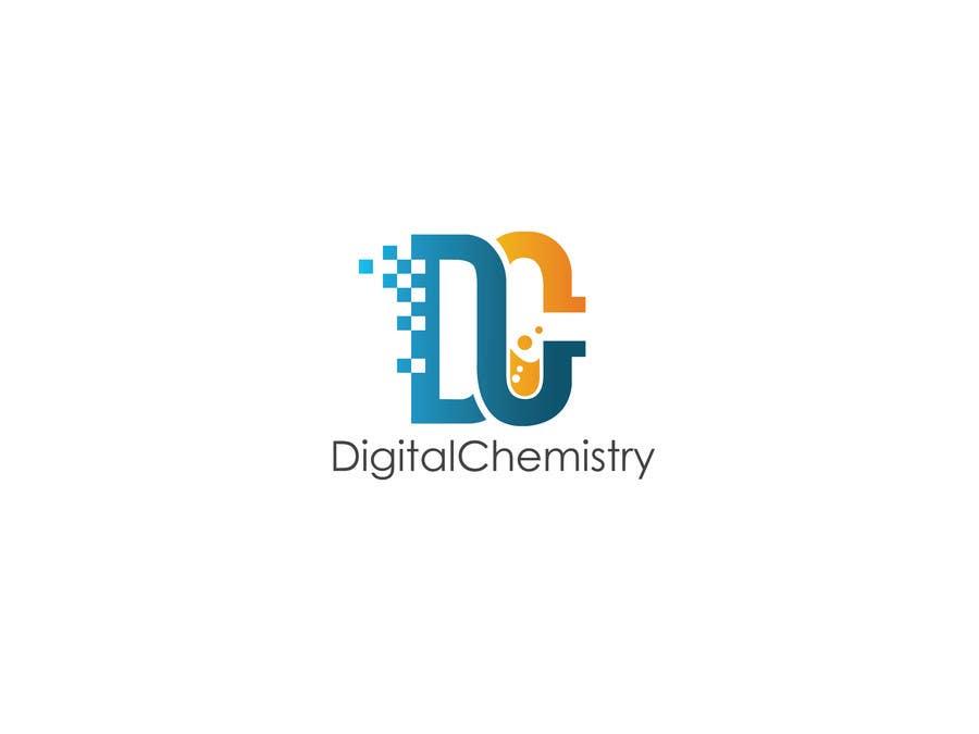 Kilpailutyö #70 kilpailussa Design a Logo for Digital Chemistry