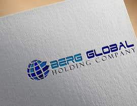#11 untuk Design a Logo for Berg Global Holding Company oleh stojicicsrdjan
