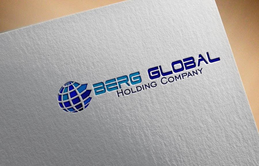 Bài tham dự cuộc thi #44 cho Design a Logo for Berg Global Holding Company