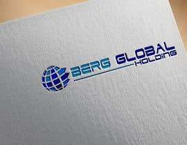 #45 for Design a Logo for Berg Global Holding Company by stojicicsrdjan