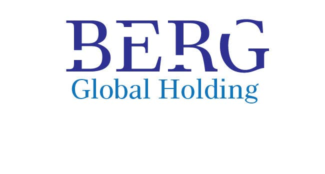 Konkurrenceindlæg #                                        31                                      for                                         Design a Logo for Berg Global Holding Company