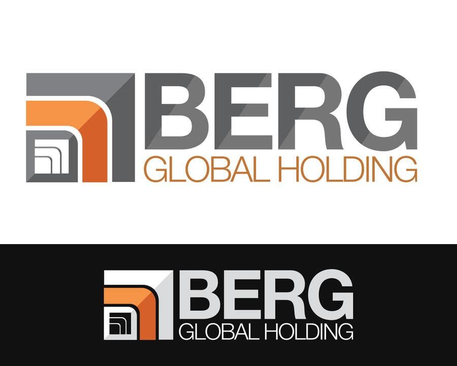Konkurrenceindlæg #                                        23                                      for                                         Design a Logo for Berg Global Holding Company
