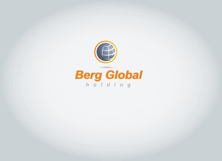 Konkurrenceindlæg #                                        6                                      for                                         Design a Logo for Berg Global Holding Company