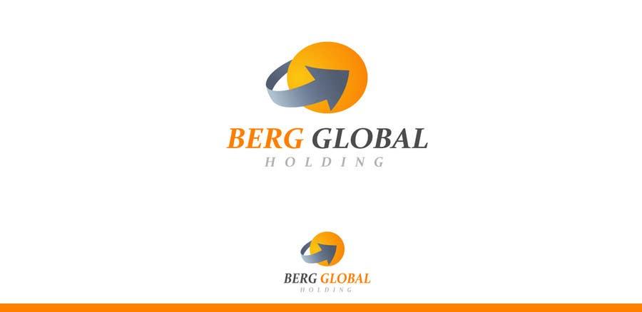 Konkurrenceindlæg #                                        7                                      for                                         Design a Logo for Berg Global Holding Company