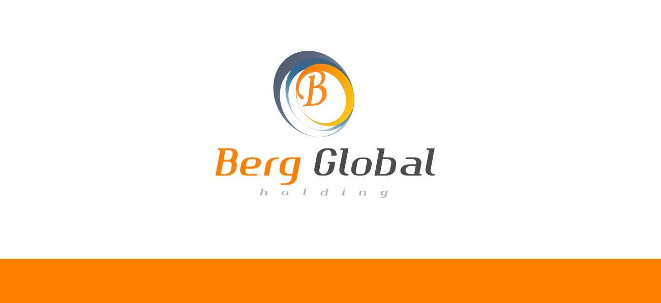 Konkurrenceindlæg #                                        9                                      for                                         Design a Logo for Berg Global Holding Company