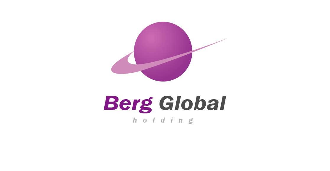 Konkurrenceindlæg #                                        26                                      for                                         Design a Logo for Berg Global Holding Company