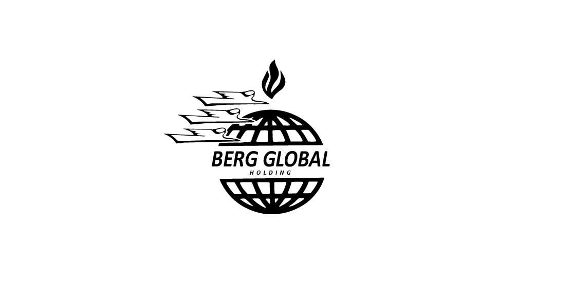 Contest Entry #                                        35                                      for                                         Design a Logo for Berg Global Holding Company