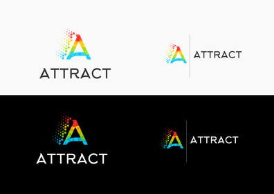 "#453 untuk Design a Corporate Logo for ""Attract LLC."" oleh meresel"