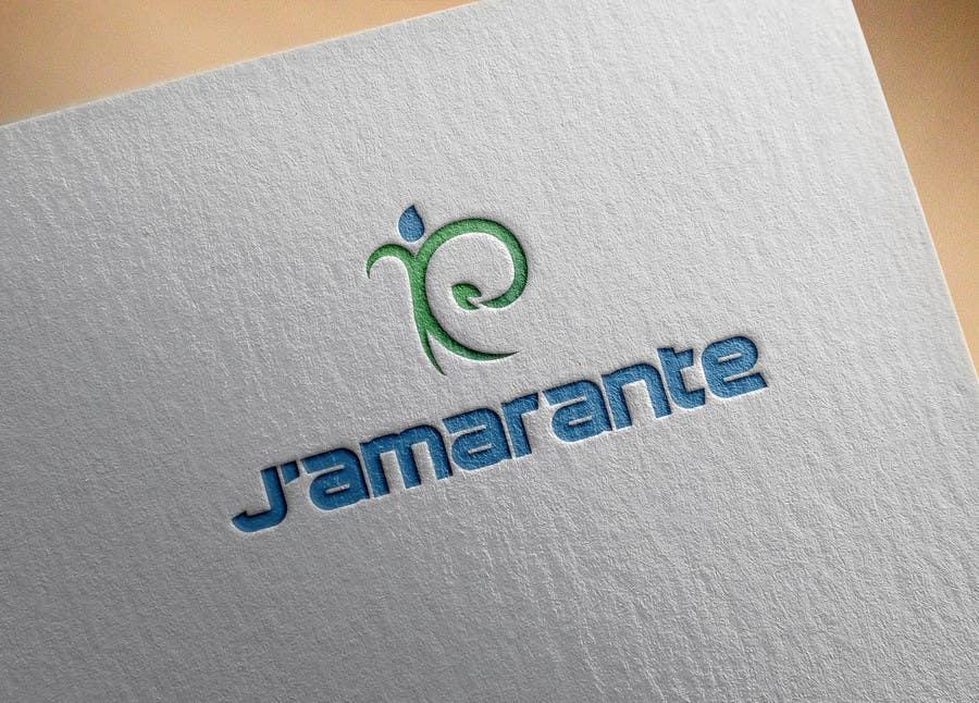 Penyertaan Peraduan #39 untuk Design a Logo for J'amarante