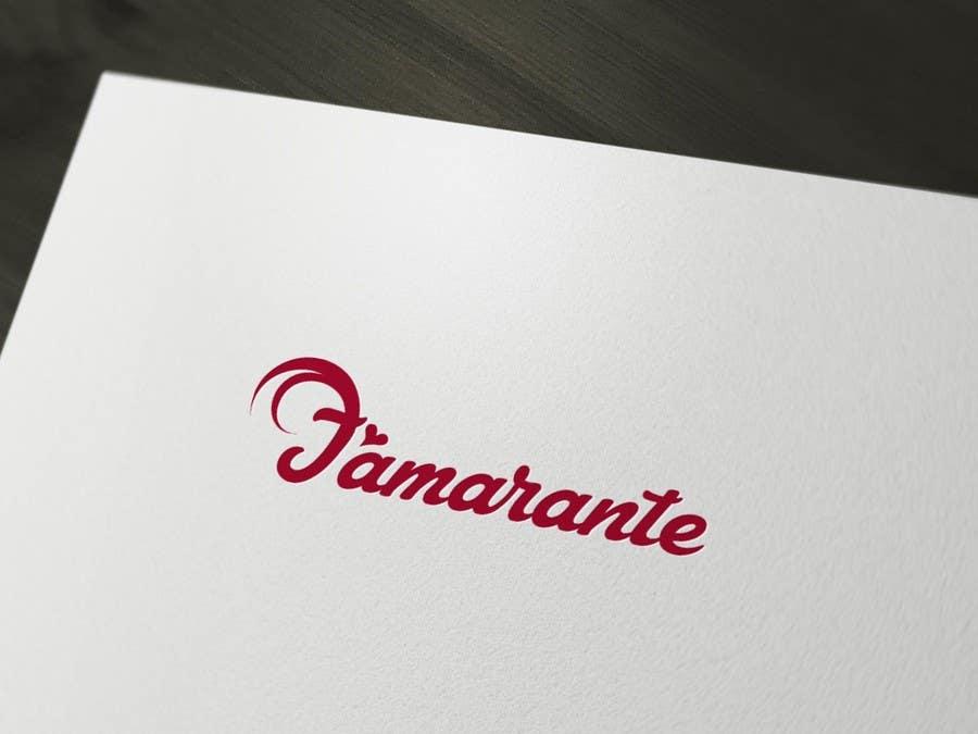Penyertaan Peraduan #51 untuk Design a Logo for J'amarante