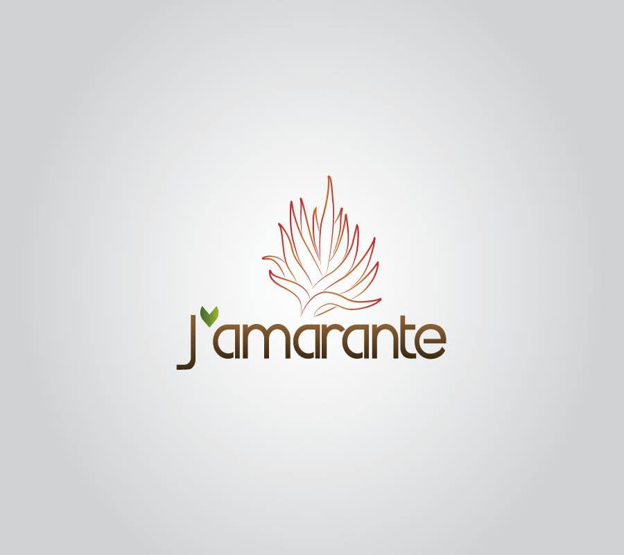 Penyertaan Peraduan #101 untuk Design a Logo for J'amarante