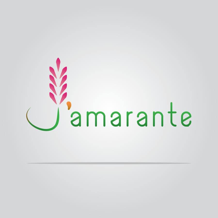Penyertaan Peraduan #20 untuk Design a Logo for J'amarante