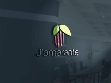 Nro 10 kilpailuun Design a Logo for J'amarante käyttäjältä thelionstuidos