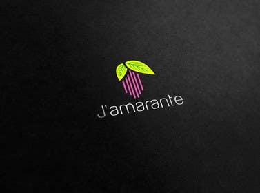 Nro 11 kilpailuun Design a Logo for J'amarante käyttäjältä thelionstuidos
