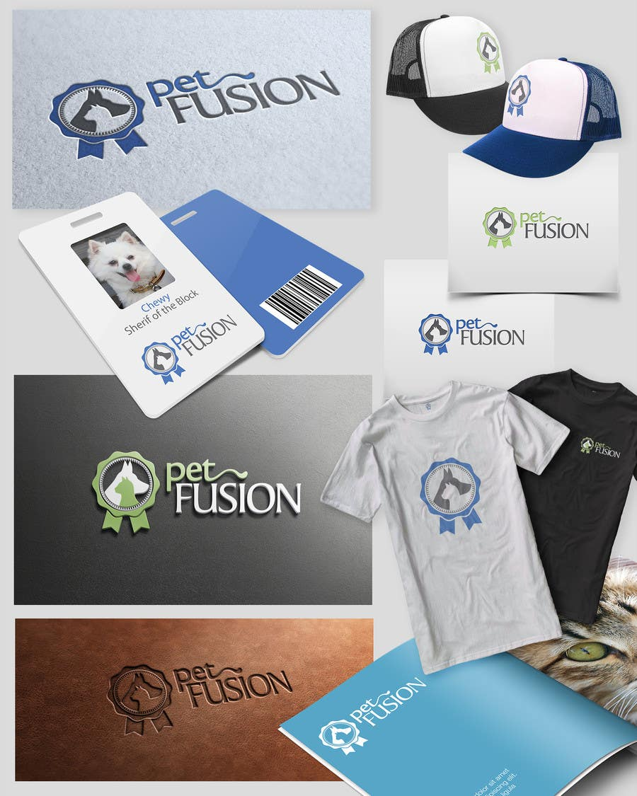 #639 for Design a Logo for Pet Products company by subjoy78