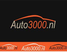 inspirativ tarafından Design a logo for auto3000.nl, a website selling used cars up to 3000 euro için no 53