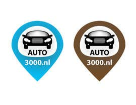 #38 para Design a logo for auto3000.nl, a website selling used cars up to 3000 euro por kalitaa36