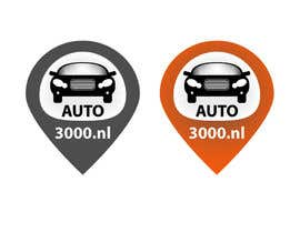 kalitaa36 tarafından Design a logo for auto3000.nl, a website selling used cars up to 3000 euro için no 39
