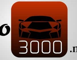 #32 cho Design a logo for auto3000.nl, a website selling used cars up to 3000 euro bởi uniqmanage