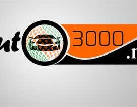 uniqmanage tarafından Design a logo for auto3000.nl, a website selling used cars up to 3000 euro için no 33