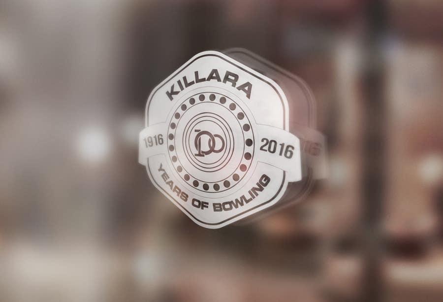 Konkurrenceindlæg #85 for Design a Logo for Killara Bowling Club