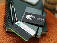 Graphic Design Konkurrenceindlæg #123 for Design some Business Cards for IT Zen