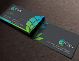 #19 for Design some Business Cards for IT Zen by toyz86