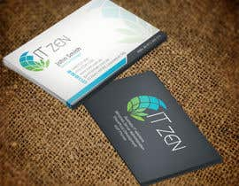 #129 for Design some Business Cards for IT Zen af nazmulhassan2321